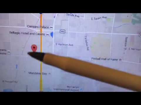 New Las Vegas Sands NFL Oakland Raiders Stadium Site Clogs Airport Roadways