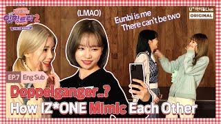 Eng Sub Eat-ting Trip2 EP07. How IZ*ONE Mimic Each other! I 아이즈원 잇힝트립2 I IZ*ONE