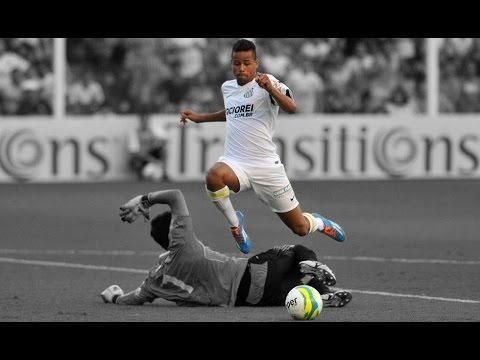Geuvânio ● Amazing Skills Show ● Santos FC ● 2015  HD 