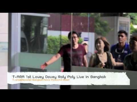 T-ARA@Novotel Bangkok Fenix Ploenchit Hote