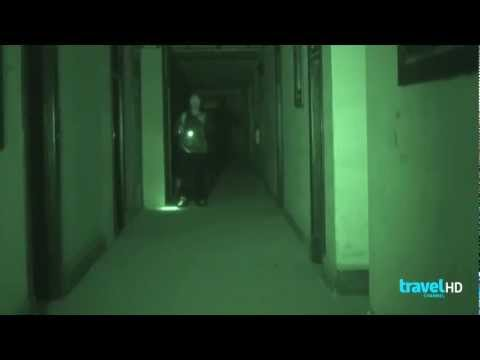 Ghost Adventures: Goldfield Hotel 2013 Rock Thrown Analysis *HD*
