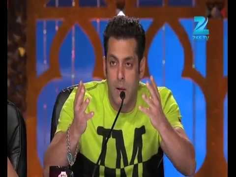 Indias Best Cine Stars Ki Khoj | Fun On The Sets With Salman...