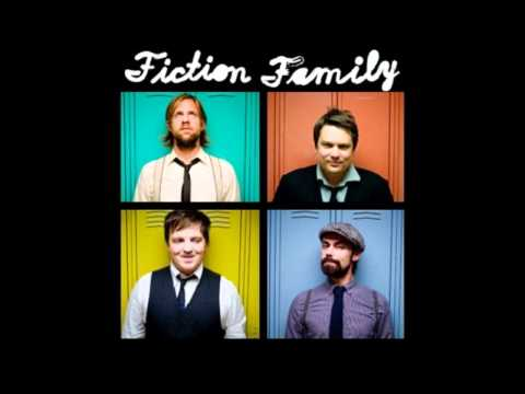 Fiction Family - Ashes Of Rock Roll Fools Gold
