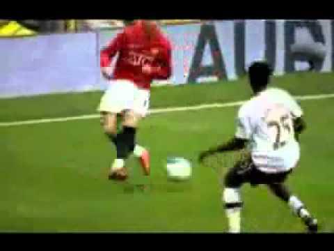 Cristiano Ronaldo Regates en Manchester United