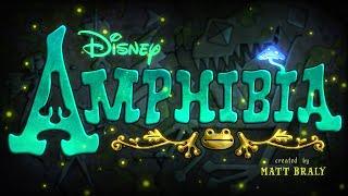 Theme Song 🎶 | Amphibia | Disney Channel
