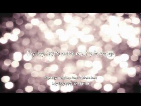 G.na- Black & White Lyrics [eng. | Rom. | Han.] video