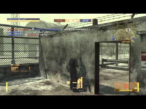 Metal Gear Online TDM 8.5.11a