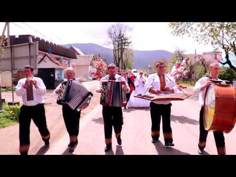 Гуцульські музикі гурт Полонинська ватра