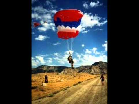 Parachute - Something happens