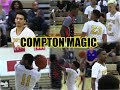 Jules Bernard & Compton Magic Make it Look too EASY in the Memorial Day Championship Playoffs