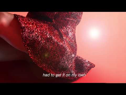 Miquela - On My Own - (OFFICIAL LYRIC VIDEO)