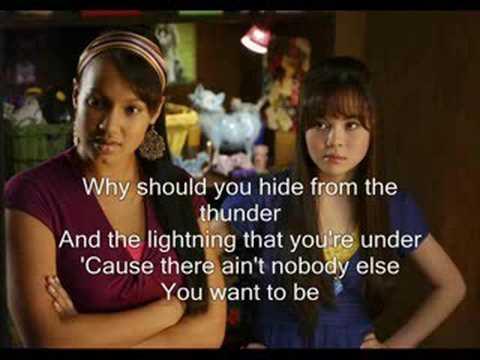 Camp Rock - Here I Am (With Lyrics)