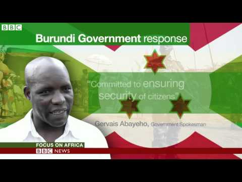 Burundi human rights activist Mbonimpa shot in capital