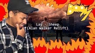 Lay - Sheep (Alan Walker Relift)(REACTION)|Jaquay Smith