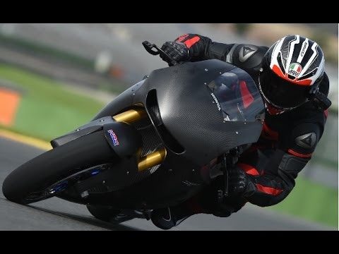 2016 Honda RC213V-S Review