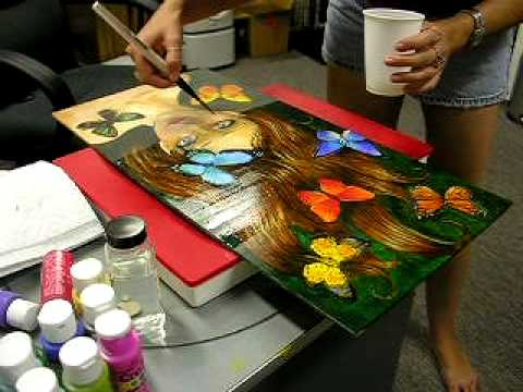When To Varnish An Acrylic Painting
