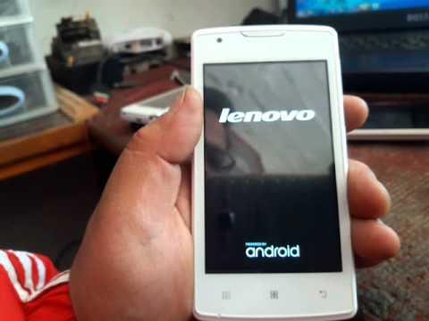 Lenovo A1000 Hard Reset