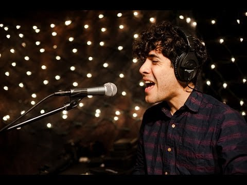 Neon Indian - Polish Girl (Live on KEXP)