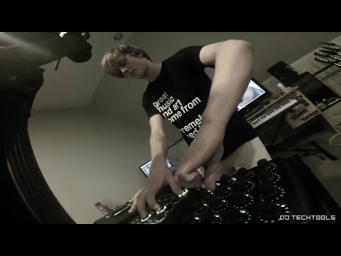 Dirty Talker Midi Fighter Soundpack Performance by Tim Murray