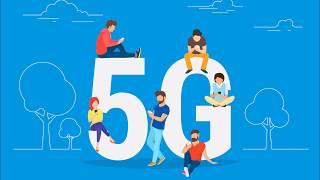 Smart Technology 5G & Wi Fi 6