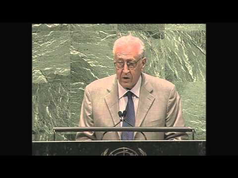 Syria -UN General Assembly