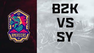 ECL Americas 2v2 BZK vs SY [Round of 8]