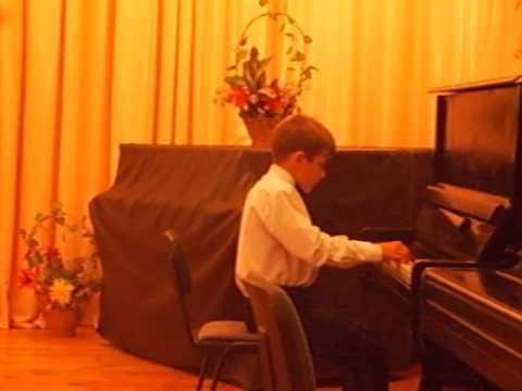 Иоганн Себастьян Бах - Токката для клавира соль мажор