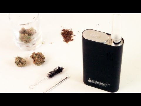 Marijuana Product Review: FlowerMate V5.0s Portable Marijuana Vaporizer