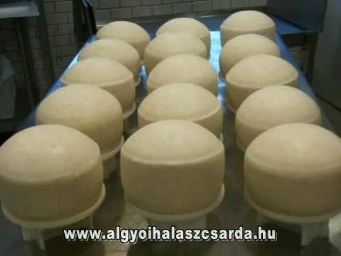 A sajt története, sajt készítés