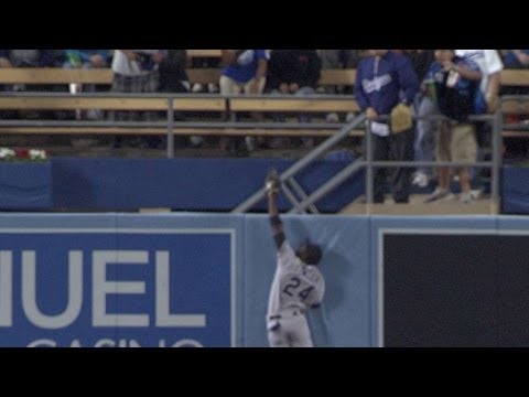 COL@LAD: Fowler robs Adrian with leaping grab
