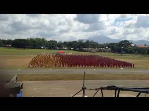 Batangas State University - Field Demonstration For Pasuc Olympics, Scuaa 2013 video