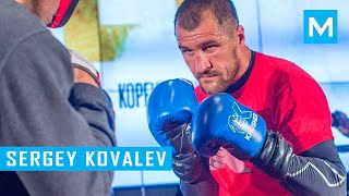 Sergey Kovalev Boxing Training Highlights - Muscle Madness
