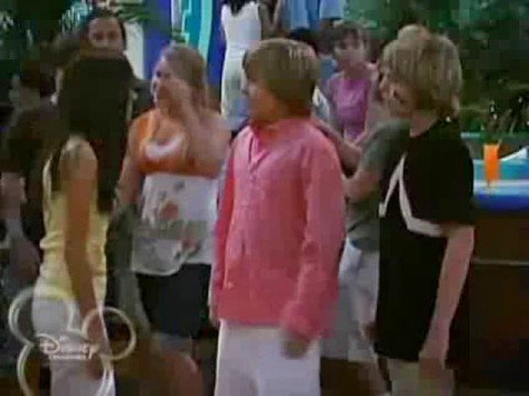 "Kara Crane on The Suite Life On Deck S01E03 ""Broke"