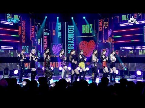 [예능연구소 직캠] 트와이스 BDZ (Korean Ver.) @쇼!음악중심_20181117 BDZ (Korean Ver.) TWICE In 4K