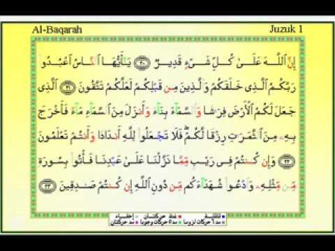 Tarannum Tn Hj Abd Ghani Abdullah (Al - Baqarah 17-25).flv