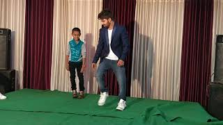Seeti maar dance by Siddharth