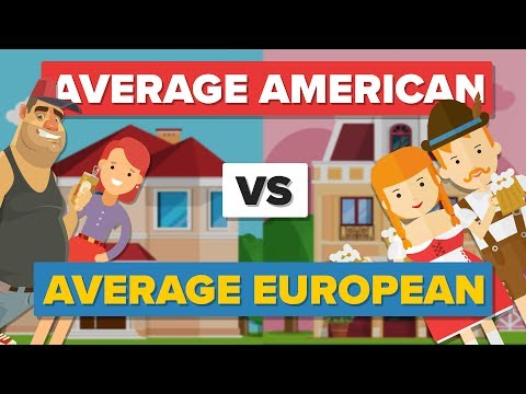 Europe - America