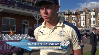 Bairstow 906 reasons for England