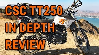 CSC TT250 In-Depth Review - Everything You Need to Know!
