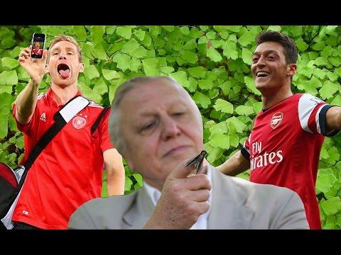 The subject of David Attenborough's latest nature documentary? Arsenal Football Club