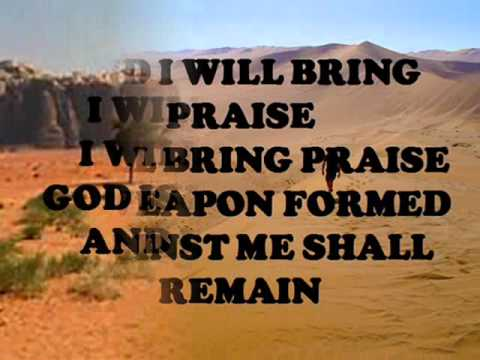 DESERT SONG With Lyrics Hillsong