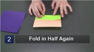 Origami : How To Make Paper Throwing Stars