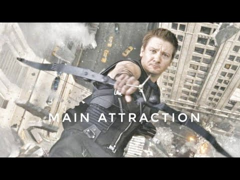 Hawkeye Main Attraction Music Video Ft Jeremy Renner
