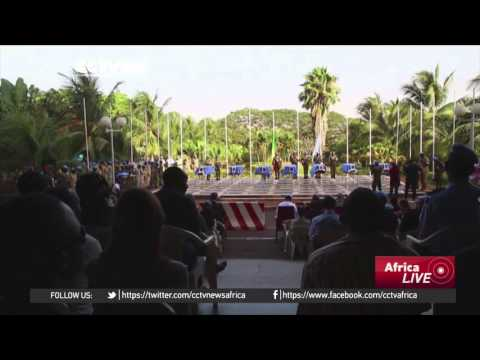 UN mission in Mali pays tribute to fallen Guinean peacekeepers