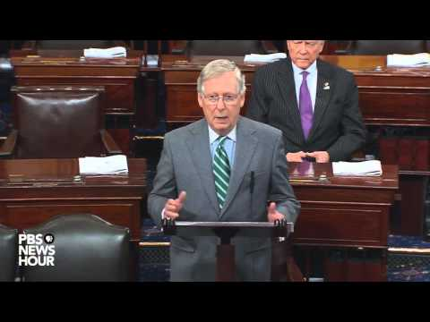 McConnell responds to Supreme Court nomination