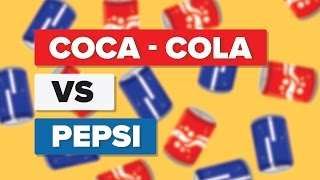 Coke (Coca Cola) vs Pepsi - Soda Comparison