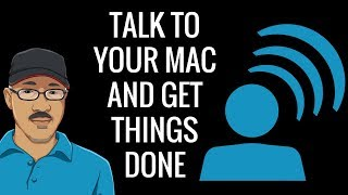 Using and Creating Voice Commands on Your Mac