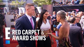 John Cena & Nikki Bella's Date Night at 2017 ESPYS | E! Live from the Red Carpet