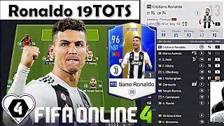 FIFA ONLINE 4: Cách Sở Hữu Ronaldo 19TOTY CHỈ VỚI 99K & Event Tặng CR7 19TOTY Miễn Phí