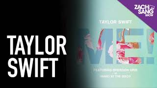 A Phone Call From Taylor Swift! - ME! New Album & Brendon Urie